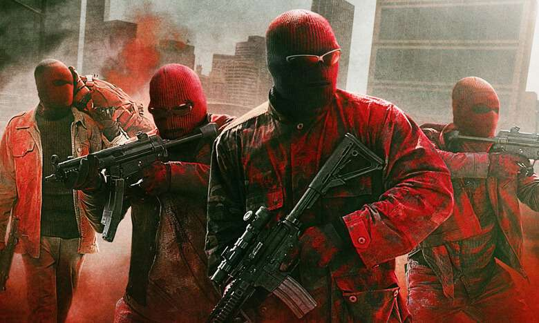 Triple 9 Official Reb Band Trailer #1 (2016)